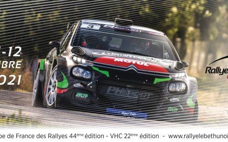 Rallye National Le Béthunois 2021