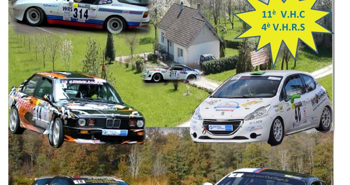 Rallye de la Luronne 2021