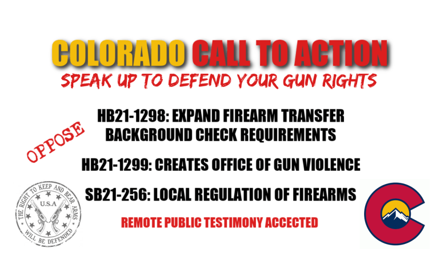 gun control bills colorado