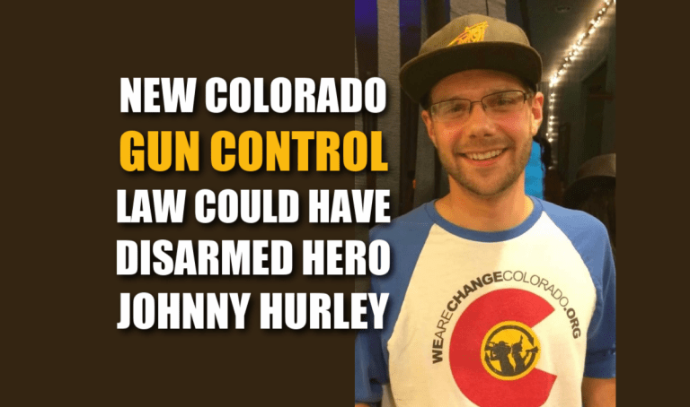 New CO Gun Law Could Have Disarmed Johnny Hurley