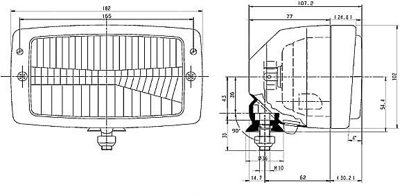 jaguar x type can bus wiring diagram accounting cycle hella 6213 series external headlamp hl95393 | rally lights