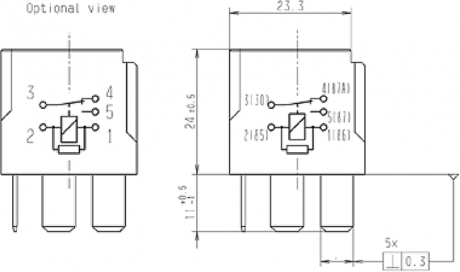 12 volt 40 relay wiring diagram