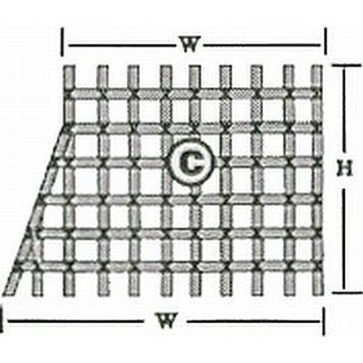 STWNSPEC Custom Made Window Net, 1