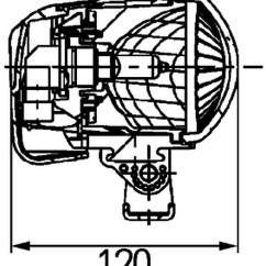 Halogen Work Light Wiring Diagram 1983 Ez Go Gas Golf Cart Hella Oval 90 Lamp Rally Lights