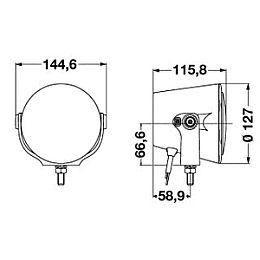 Universal Wiring Harness Fuse Box Diagram, Universal, Free