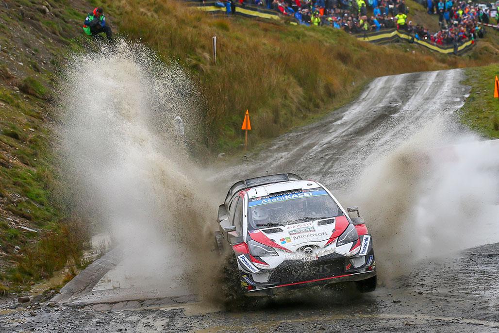 WRCラリーGB:デイ3を終えてラト...