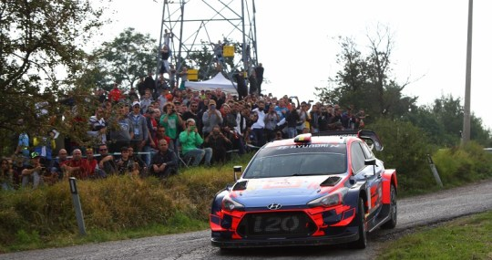 thierry neuville Rally Legend