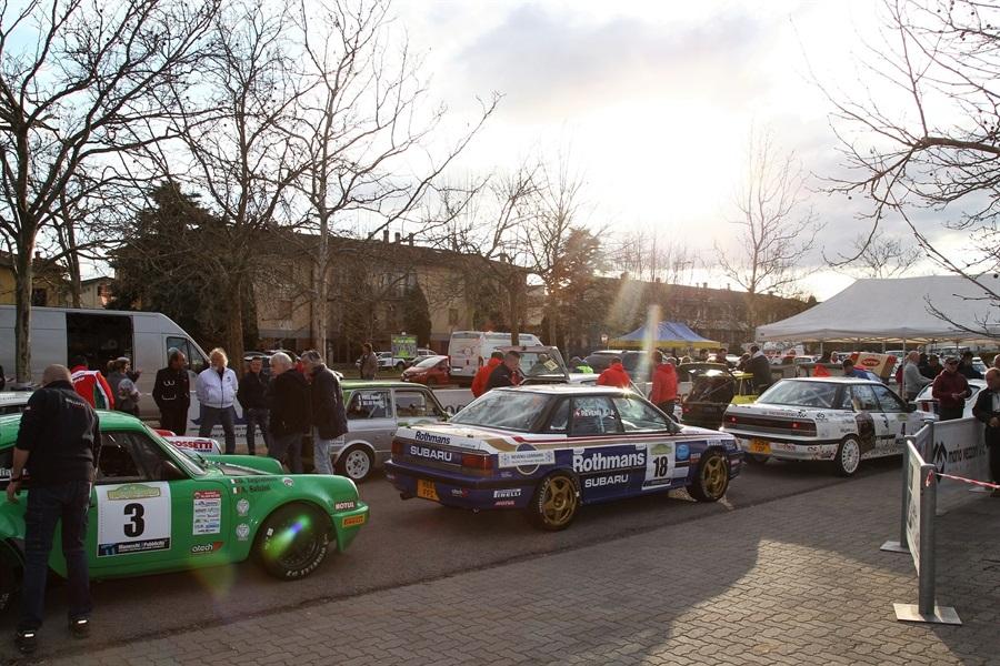 Rally delle Vallate Aretine