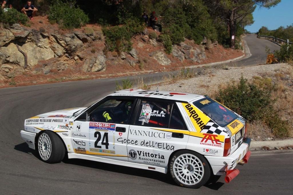 Rally Elba Storico