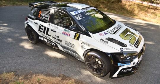 Rudy Michelini Rally Il Ciocco