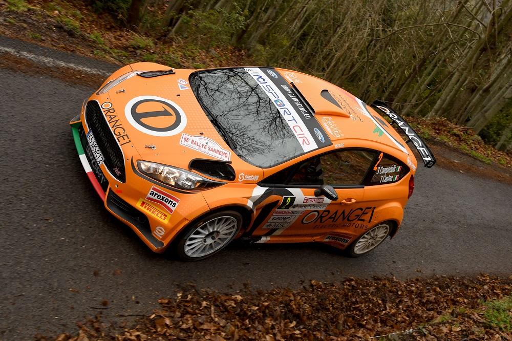Il Rallye Sanremo inserito come riserva nel calendario 2021 dell
