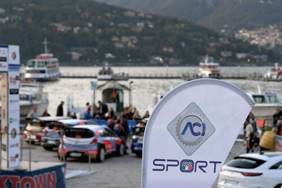 Trofeo Aci Como iscrizione rally