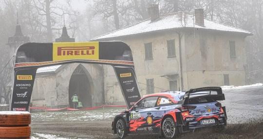 aci rally Monza Dani Sordo