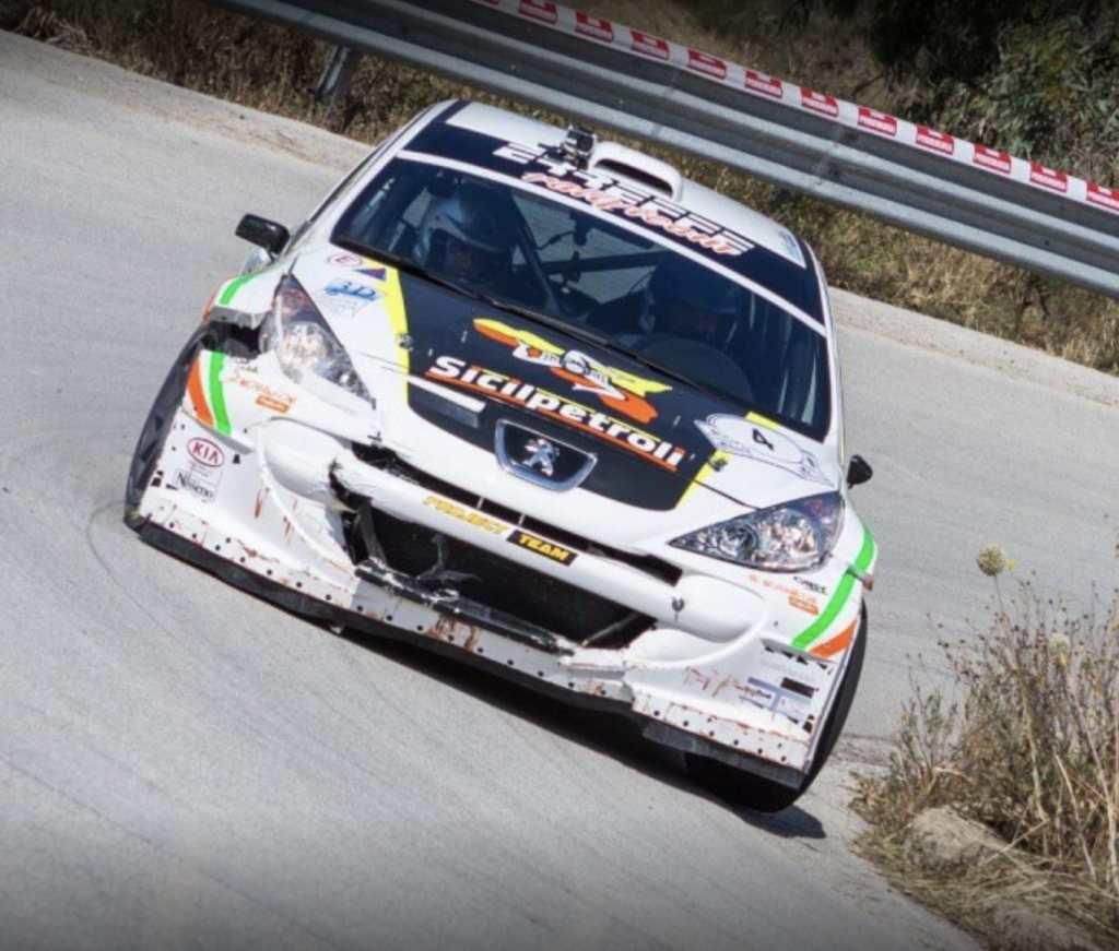 Rally di Caltanissetta