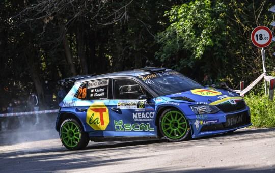Rally Valdinievole Moricci