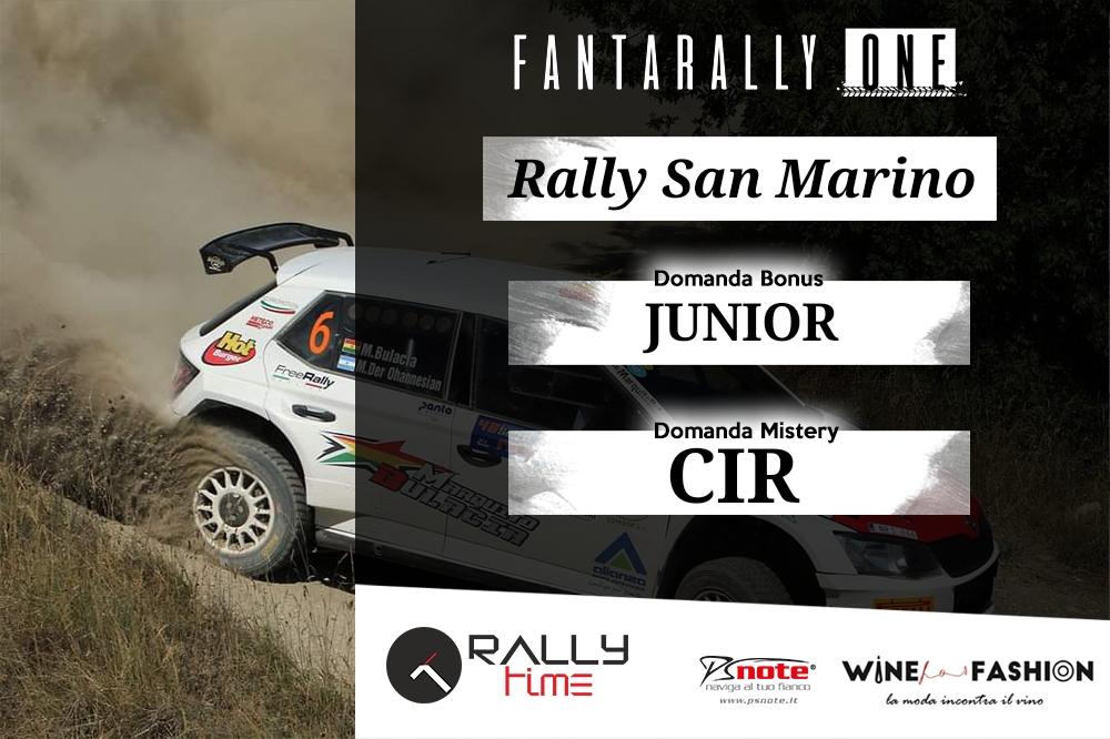 Fantarally San Marino Rally
