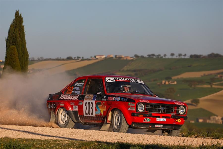 Historic San Marino Rally Pelliccioni