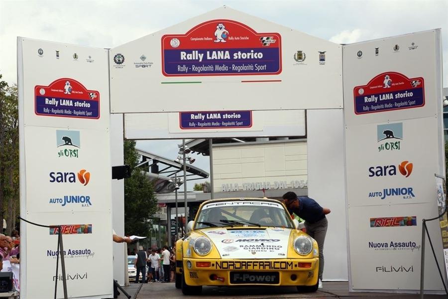 Rally Lana Storico
