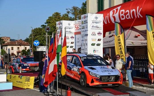Hyundai i20 N Rally2 Crugnola