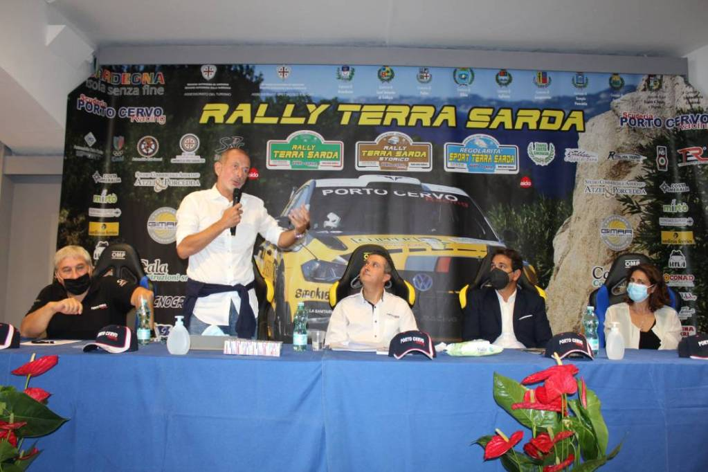 rally terra sarda