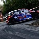 Trofeo Aci Como, Bottarelli il più veloce nello shakedown: alle 18 la prima speciale