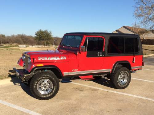 small resolution of 1 piece removable hardtop for scrambler jeep