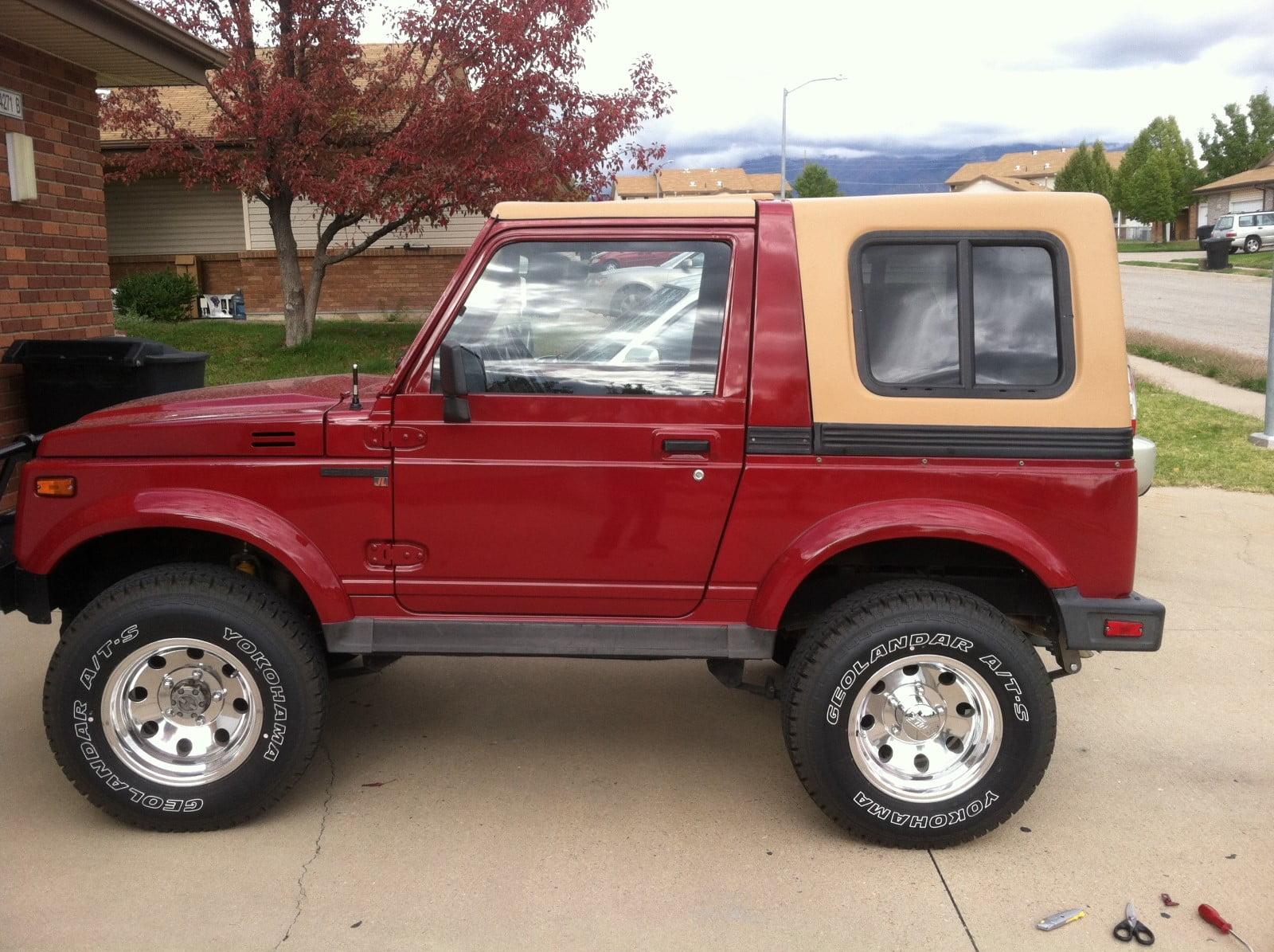 2004 Jeep Wrangler Sport Parts
