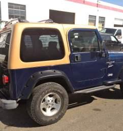 1980 jeep cj7 hard top for [ 1600 x 1200 Pixel ]
