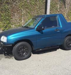 2 piece removable sport hardtop for chevy tracker 1999 2004  [ 1280 x 960 Pixel ]
