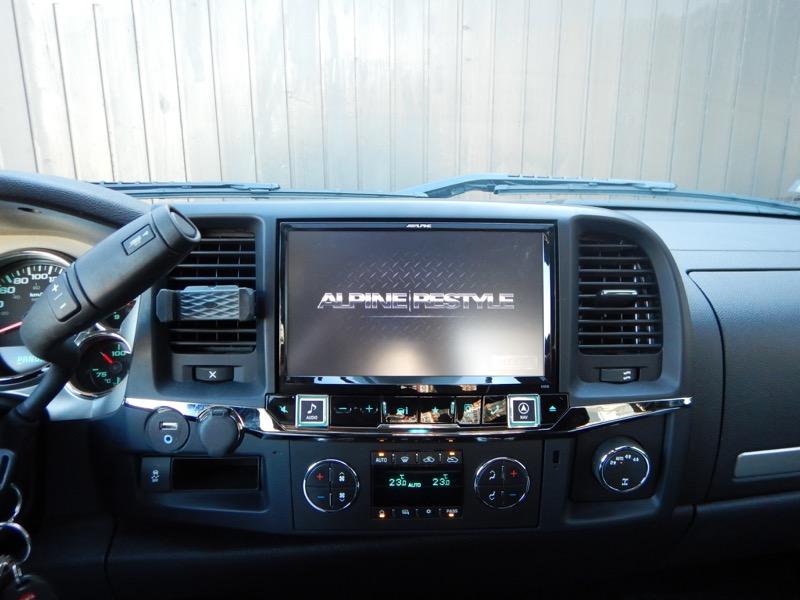 9 Quot Alpine Restyle In Dash Touchscreen For 2013 Silverado