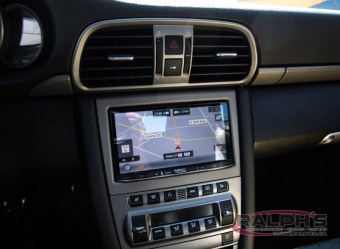Porsche 911 Apple CarPlay