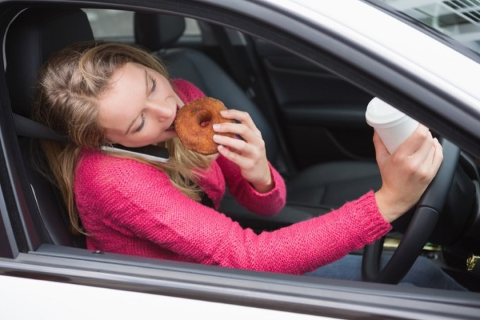 Distracted Driving Solutions Available At Ralph's Radio
