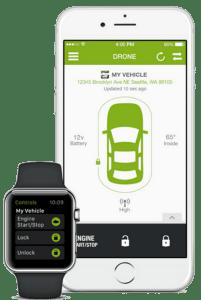 2-Way Remote Car Starter