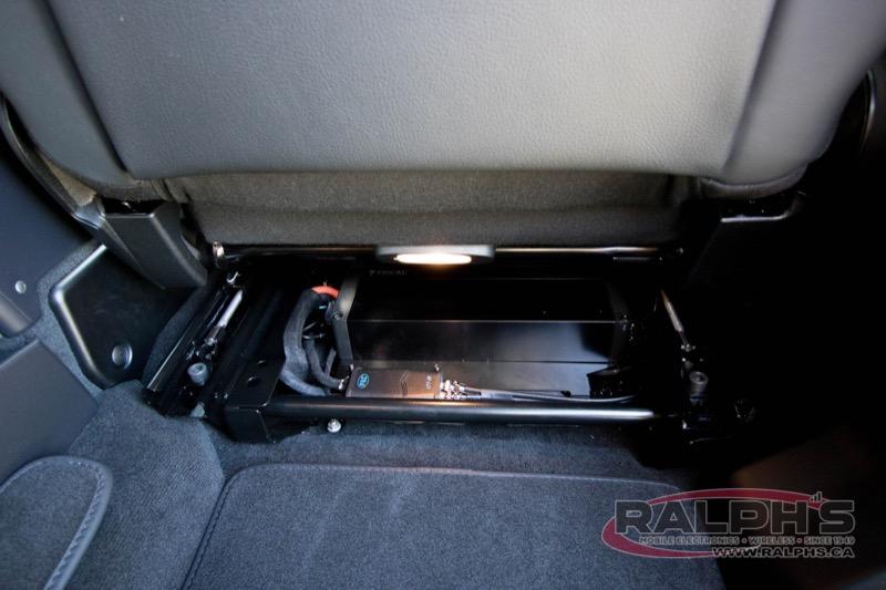 2017 Mercedes-Benz AMG G63 SUV Sound System Upgrade - Ralphs Radio Ltd