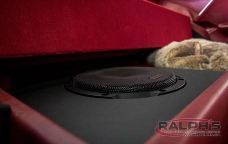 Jaguar E-Type Audio