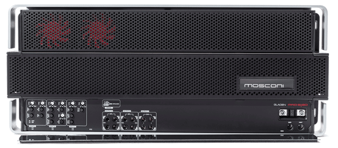 Mosconi Gladen Pro Series Amplifiers