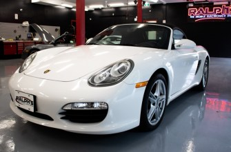 Porsche Boxster Technology