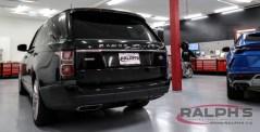 Range Rover Radar