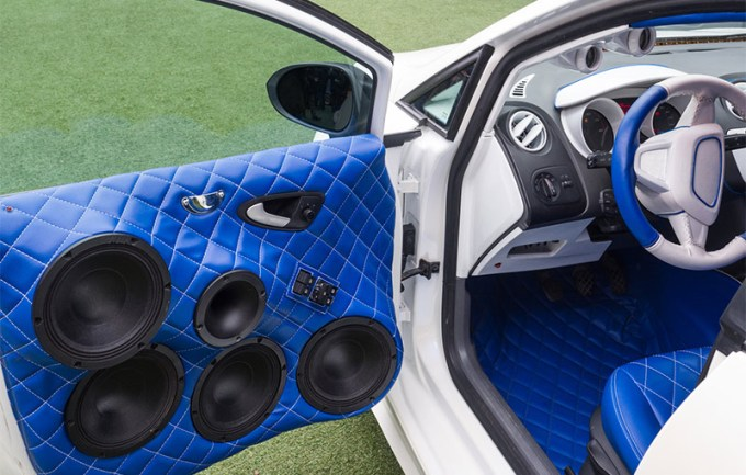 Why You Shouldn't Use Home Audio Speakers in Your Car
