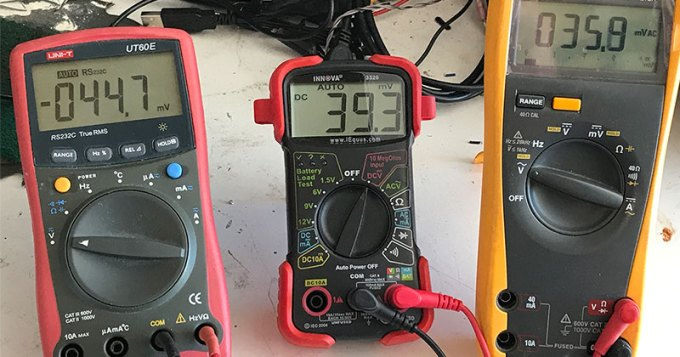 Tools of the Trade – The Digital Multimeter