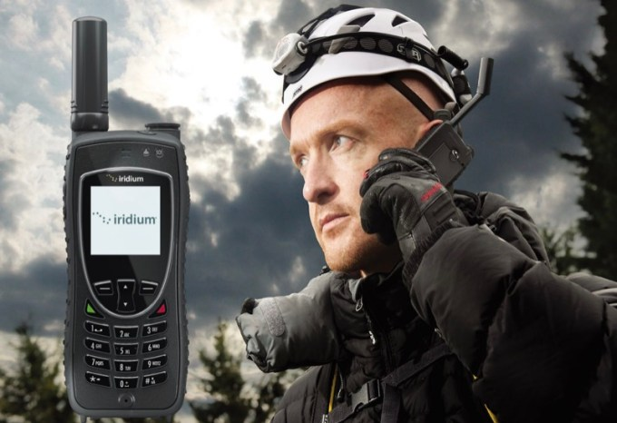 Product Spotlight: Iridium Extreme 9575 Satellite Phone