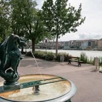 Basilisk Brunnen
