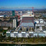 Auswahl von Projekten am Basler Rhein
