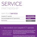 RAM Infotechnology opereert vanuit partnership