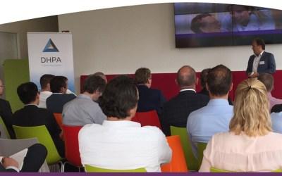 DHPA netwerkbijeenkomst bij RAM