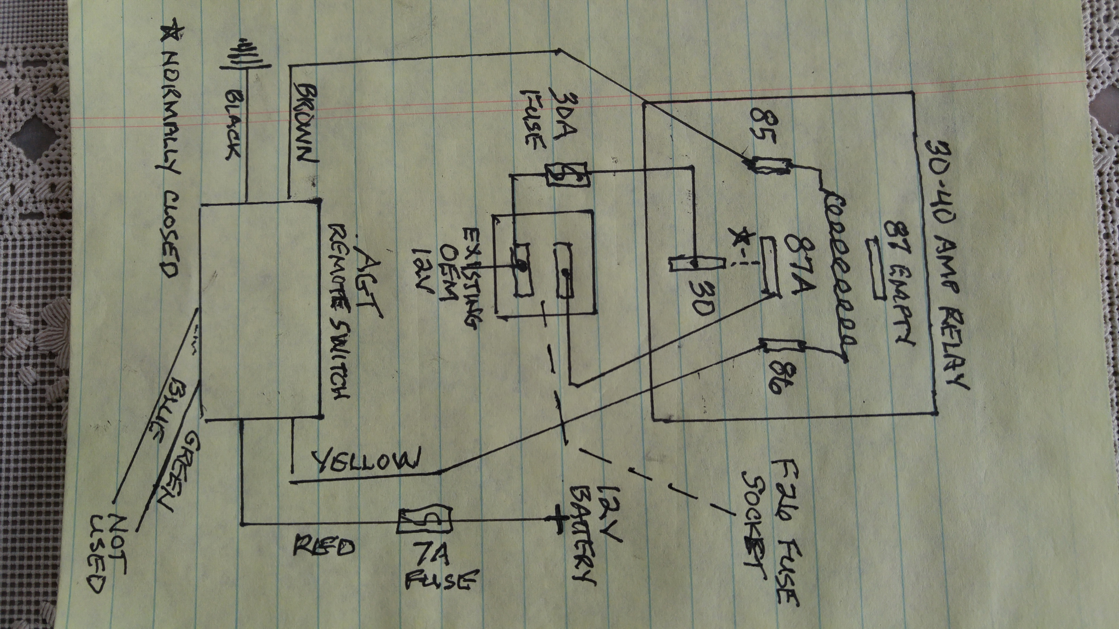 Horn Wiring Diagram 55 Dodge Classicoldsmobilecom