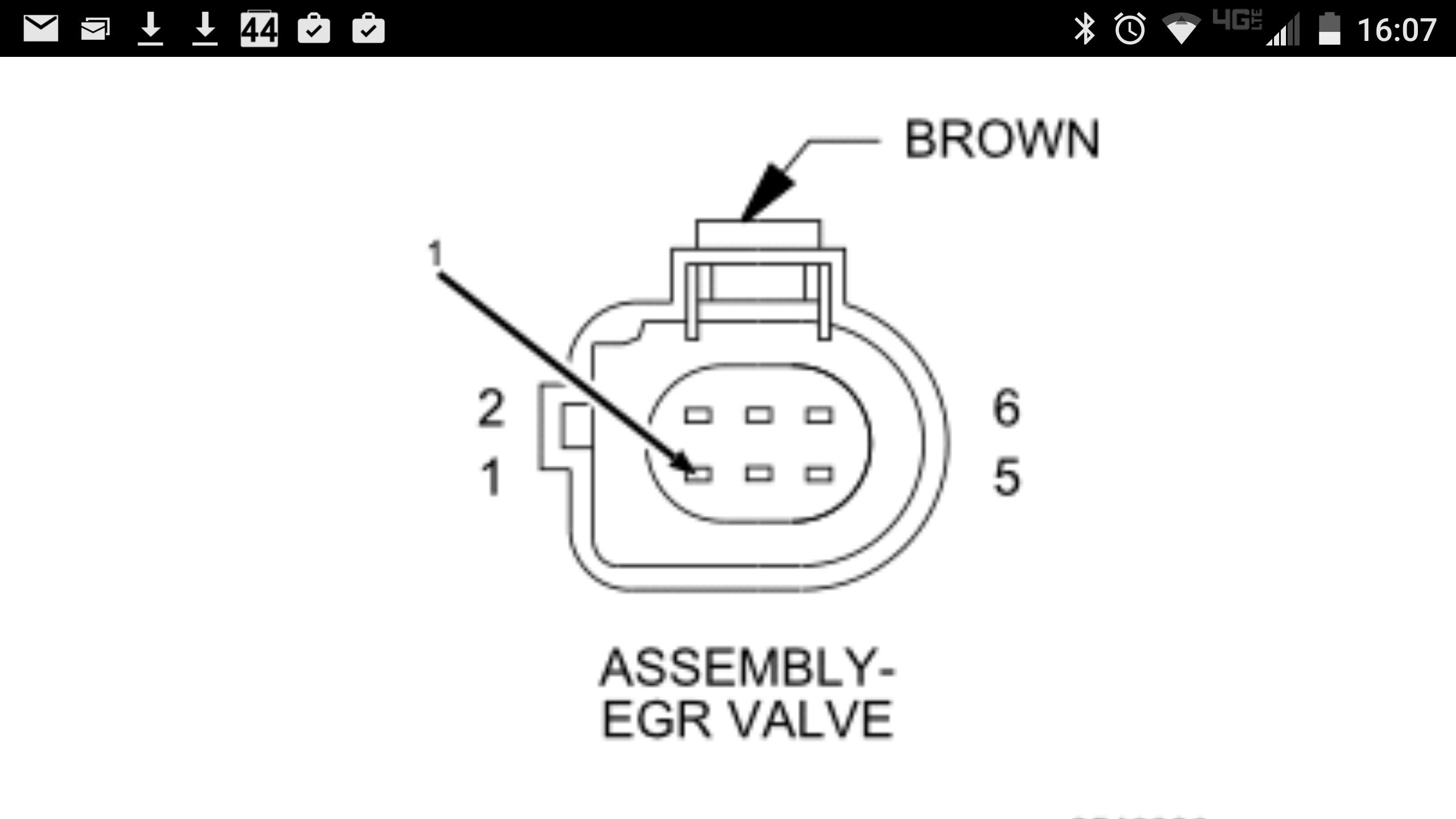 Chevy Duramax Egr Valve Location