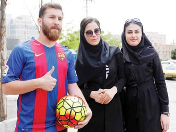 Messi-Tehran4