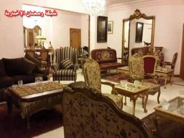 Ayman-Nour-Wohnung