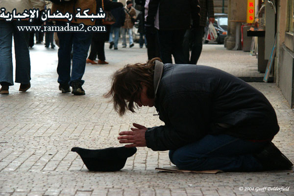 beggar-ange